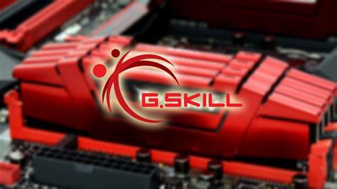 Gskill Wprowadzi Moduły Trident Z Ddr4 3200mhz, 3466mhz I