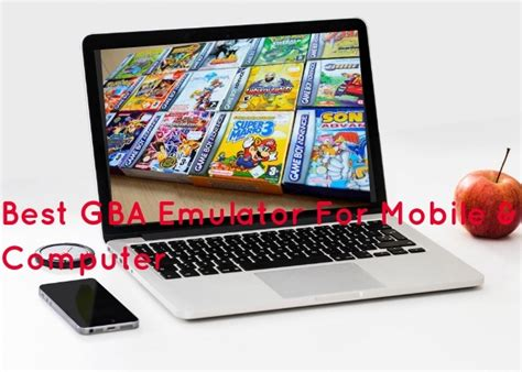 best gba emulator for android windows ios 2019