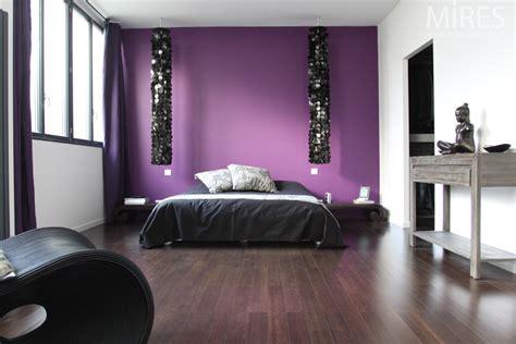 chambre violette et grise amazing harmonie et srnit ambiance violette c chambre with