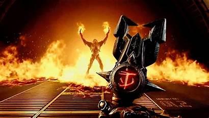 Doom Eternal Phobos Gameplay Sword Gifs Energy