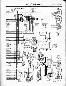 1967 Oldsmobile Toronado Wiring Diagram