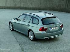 BMW 3 Series Touring E91 2005, 2006, 2007, 2008