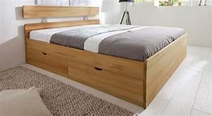 Extra Hohes Bett : bett mit schubk sten in der gr e 180x200cm finnland ~ Markanthonyermac.com Haus und Dekorationen