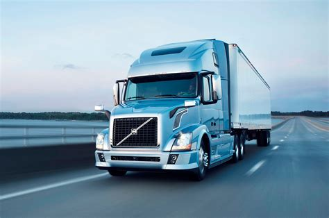 Road Truck by Epa Proposes New Emissions Economy Standards For Heavy Trucks