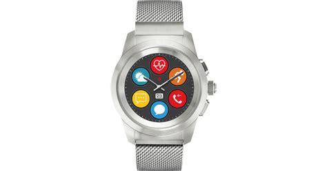 mykronoz zetime mm smartwatch elite zilver coolblue