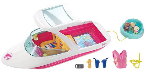 Barbie Dolphin Magic Ocean Boat by Barbie Dolphin Magic Ocean View Boat Playset1