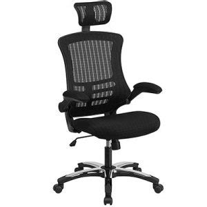 Office Chairs Neck Support by 6 Top Office Chairs With Neck Support In 2018