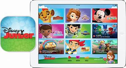 Disney Junior Shows Channel Apps 2000s Android