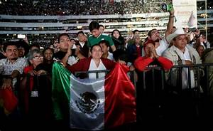 Front-running leftist in Mexico's presidential election ...
