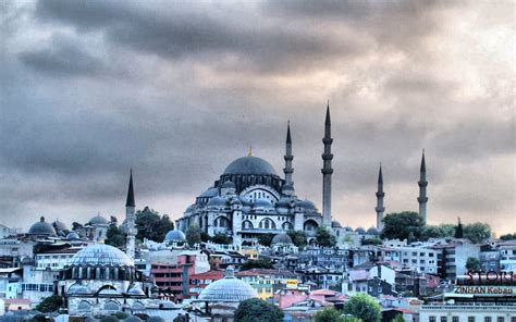 Welcome To The Islamic Holly Places Suleymaniye Mosque