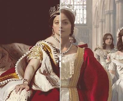 Victoria Compare Contrast Figures Historical Actors Them