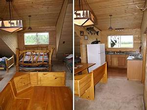 log homes cabins custom craftsman rustic kitchen superb With rustic cabin interior wall ideas