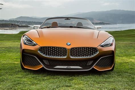 bmw concept by design bmw z4 concept and bmw concept 8 automobile