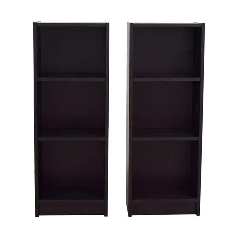 Narrow Billy Bookcase by 56 Ikea Ikea Billy Narrow Bookcases Storage