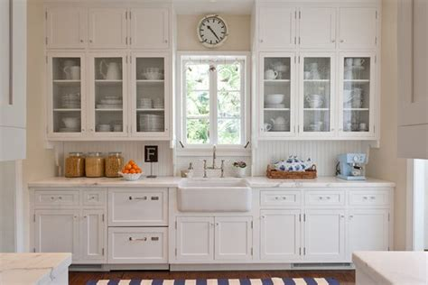Kitchen Glass Cupboards by 20 Gorgeous Glass Kitchen Cabinet Doors Home Design Lover