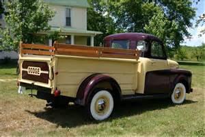 1950s dodge truck b6 3