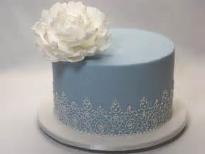 small wedding cakes small lace piping wedding cake this small wedding cake was flickr