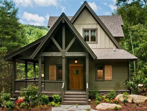 image result for exterior paint colors mountain homes