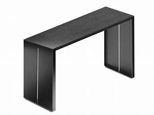 Table Haute 110 Cm : table haute en bois panco by lapalma design romano marcato ~ Teatrodelosmanantiales.com Idées de Décoration