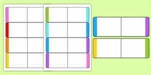 editable colour loop card templates loop cards cards With card game template maker
