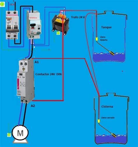 tanque reserva de agua elevado con presion y bomba
