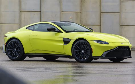 Aston Martin Vantage Wallpapers by 2019 Aston Martin Vantage Us Wallpapers And Hd Images