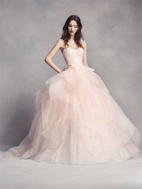 1000 Images About White By Vera Wang Wedding Dresses And