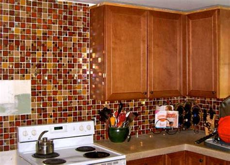 Glass Tile Backsplash Photos to spark your imagination