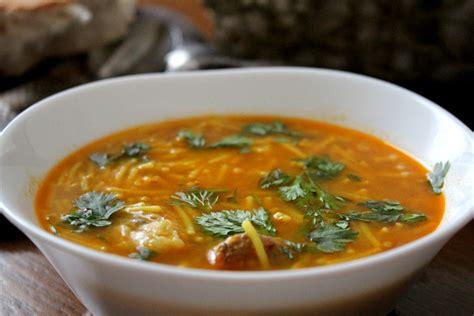 cuisine algeroise traditionnelle chorba les joyaux de sherazade
