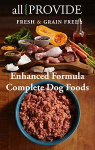 Allprovide Raw Dog Food