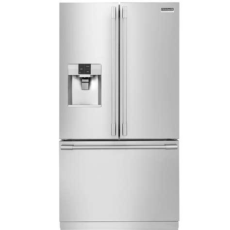frigidaire cabinet depth refrigerator shop frigidaire professional 22 6 cu ft counter depth