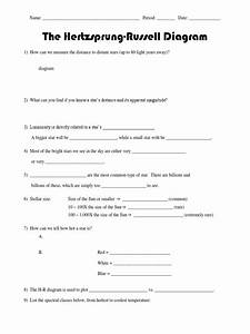Worksheet Stars And The H R Diagram Answer Key