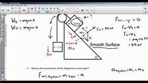 Inclined Planes Worksheet 2