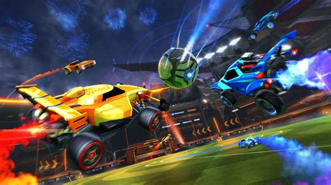 Rocket League Free Download Full Game Demo Pc Ps4