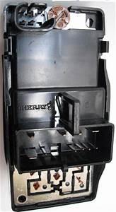 Chevrolet Blazer Front Passenger Power Window Switch 1996