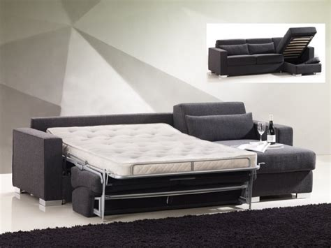 Sofa With Chaise And Sleeper by Sleeper Sectional Sofa With Chaise Home Furniture Design