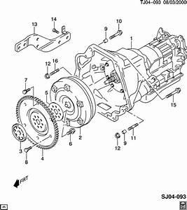 1999 Chevy Metro Parts Diagram