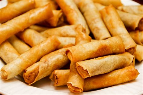 simple recipe  lumpiang shanghai meaty philippine