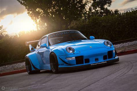 Porsche 911 Rwb Kit by Riviera Blue Porsche Rwb 911 Cars For Sale