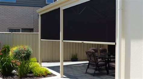 custom made outdoor blinds