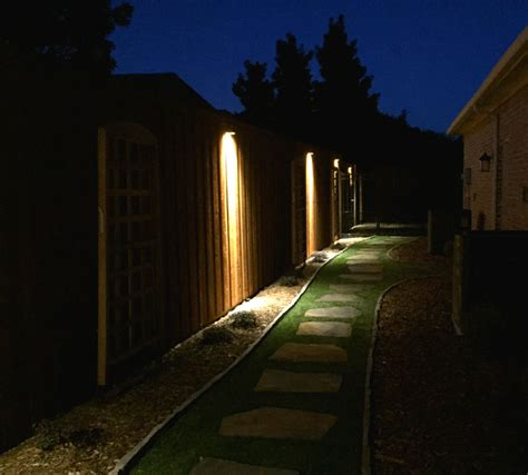 lights for fence pictures pathway lighting dallas landscape lighting