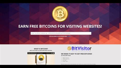 how to earn bitcoin without mining how earn free bitcoins bitvisitor