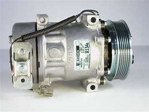 New Original Sanden Compressor 4691  1101246