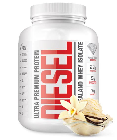 Perfect Sports Diesel Whey Protein Isolate at Sportmax Nutrition