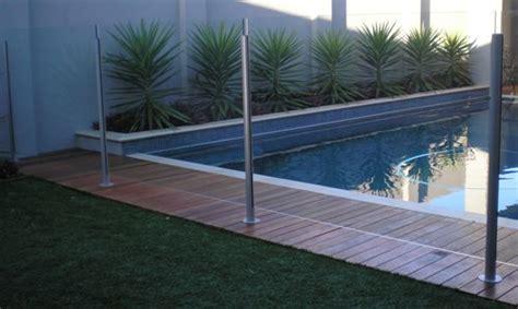 glass pool fencing perth  melbourne australia glass