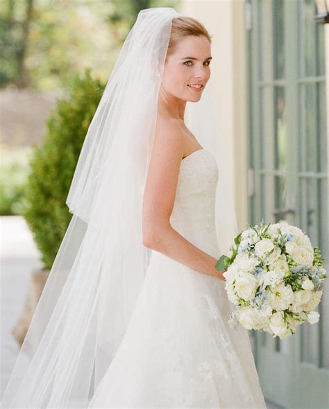Everything You Need To Know About Wedding Veils Huffpost