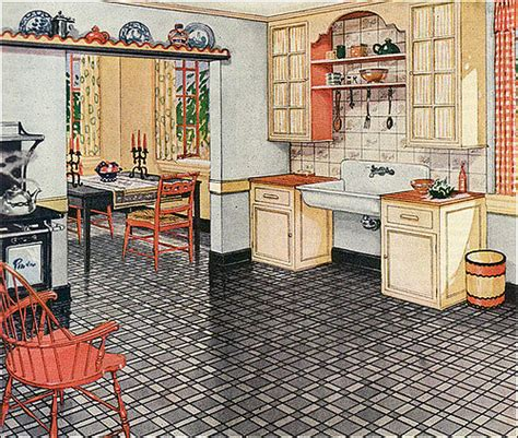 retro cabinets kitchen 1926 armstrong kitchen ad published in home 1926