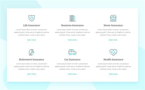 20+ best full responsive premium html insurance website templates in 2021. Care - Insurance HTML5 Responsive Website Template