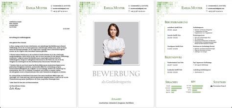 Gestaltung Lebenslauf by Professionelle Bewerbungsvorlagen Mit Anschreiben