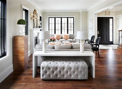 mixing a sofa with tables and chairs when and how to do it - Tables Behind Sofa